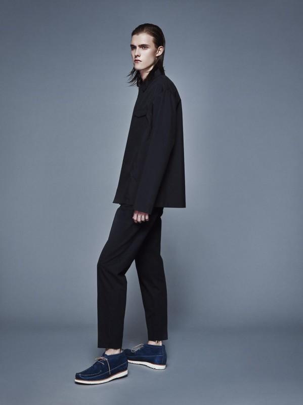 Jacket & Trousers: Qasami  Shoes: Grenson