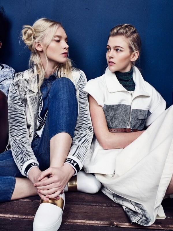 1. Jumper-G Star Jacket-JoyrichShoes-Zara   2. Turtleneck-Dolce & Gabbana Dress-KorovilasJacket-Joyrich Belt-G Star