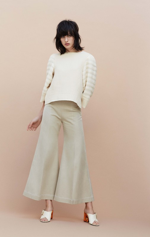 TOP Isabel Marant TROUSERS Acne Studios SHOES Acne Studios
