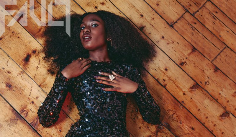 Photography: Miles Holder / Hair: Shamirah Sairally /Makeup: Mario Brooksbank  Stylist: Amii Mcintosh