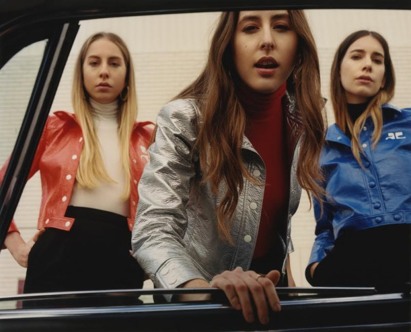 Haim announce UK & EU tour dates for Summer '18 - FAULT