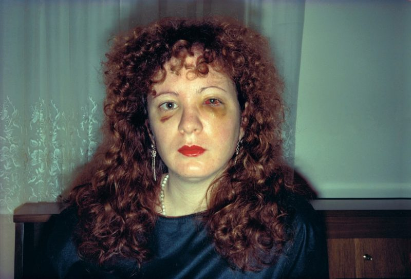 Nan Goldin at Frieze 2018