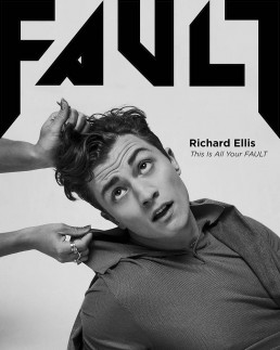 Richard ellis fault magazine